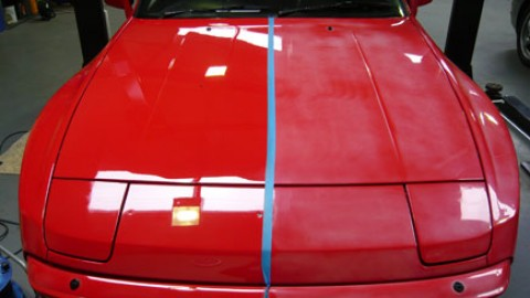 4 Most Common Causes of Fading Car Paint Color