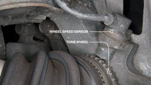 Diagnosing and Repair Instructions for the Anti-Lock Braking System