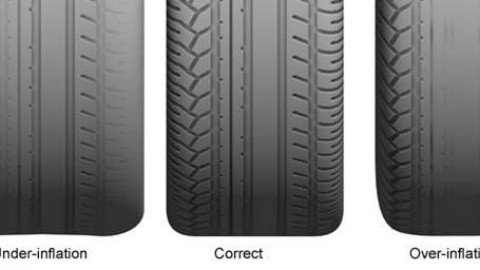 Diagnose Problems from Tire Wear