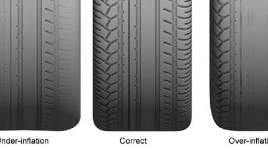 How Much Is A Wheel Alignment >> Diagnose Problems from Tire Wear - AUTOINTHEBOX
