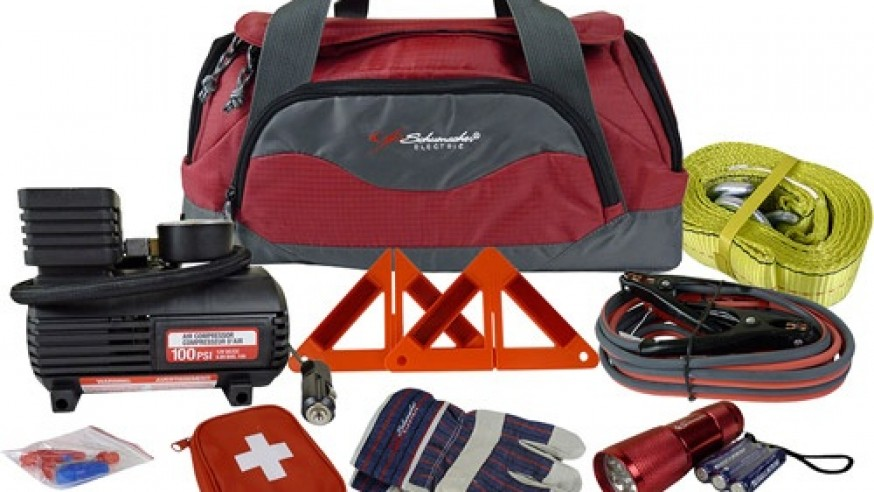 Do You Have a Proper Roadside Emergency Kit?