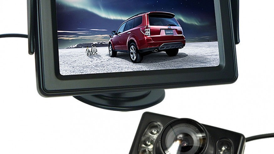 Getting to know auto backup camera