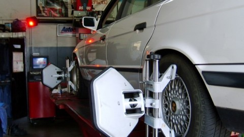 How can I know if it is the time for a wheel alignment?