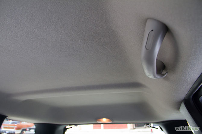 how to clean a car ceiling autointhebox. Black Bedroom Furniture Sets. Home Design Ideas