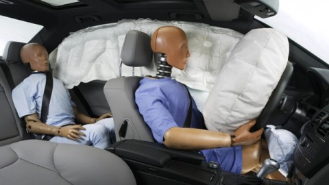 How to Correctly Deal with Car Airbag