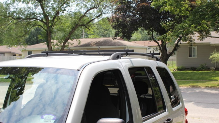 How to Make Your Own Roof Crossbars
