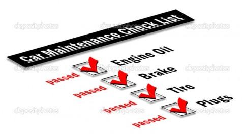 How to Make a Car Maintenance Checklist