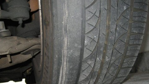 Irregular Tire Wear: Causes, Indicators and Remedies