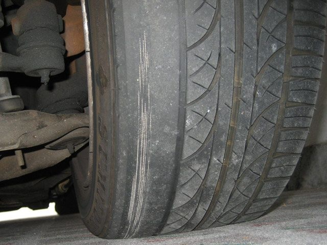 Irregular Tire Wear Causes Indicators And Remedies