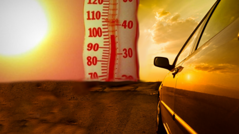 Prepare your car for the boiling summer