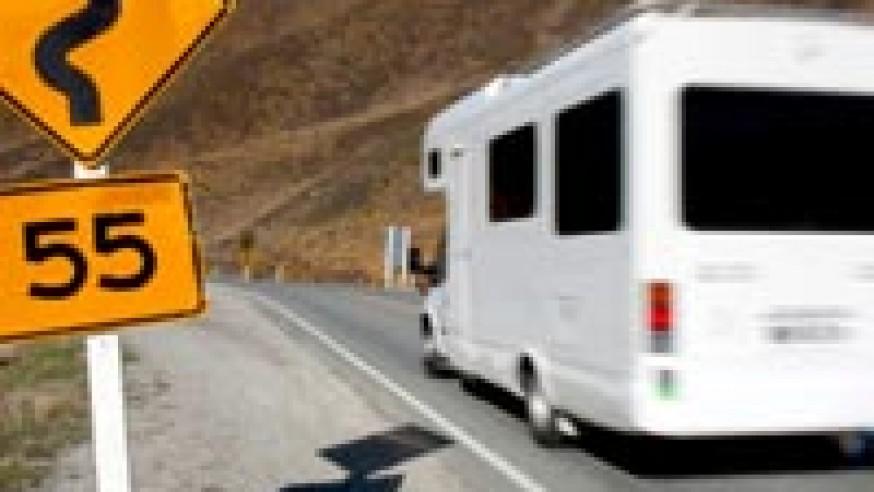 RV Handling & Driving Tips
