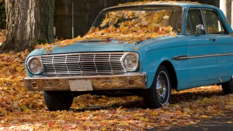 What Equipment Your Car Need to Change in Late Autumn?