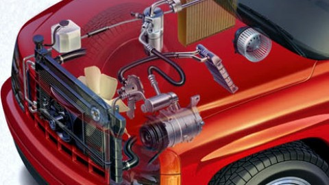 What's Involved In Servicing Your Car's Air Conditioning