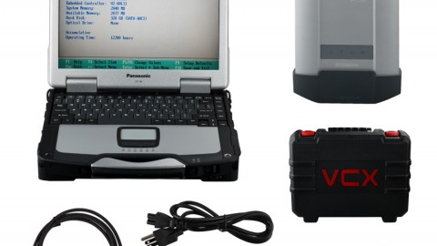 Which one should I choose, Allscanner VCX-PLUS Multi Scanner or Porsche PIWISⅡ?