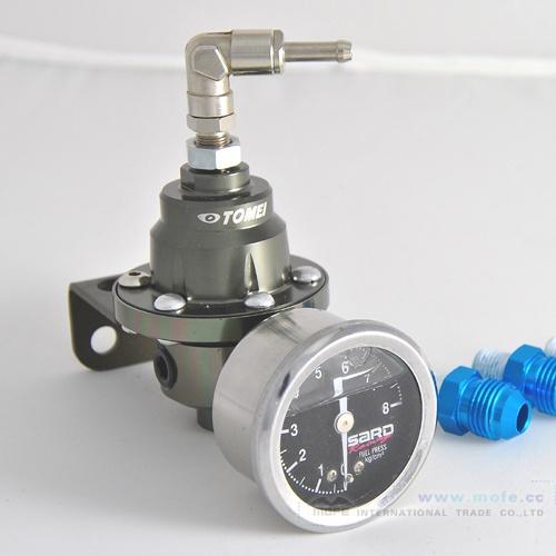 fuel pressure regulator problem symptoms and the diagnosis