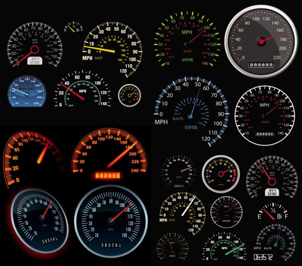 The Difference Between An Odometer Amp A Speedometer