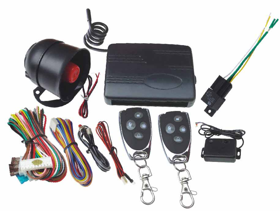 Wiring Diagram Auto Alarm : Does your car alarm annoy you and neighbor