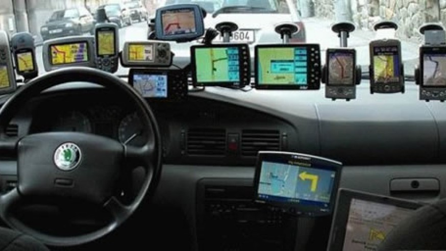 Don't become a victim of car GPS theft