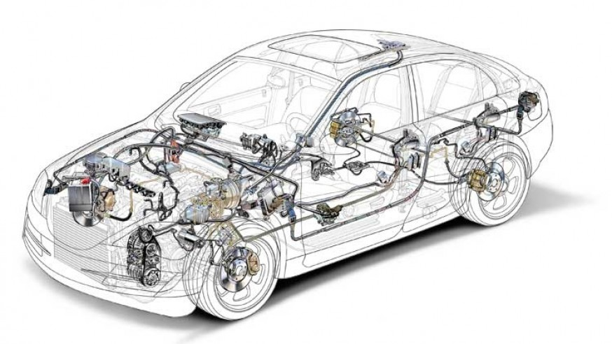 Getting Deeper Into Car Electrical System on car battery wiring