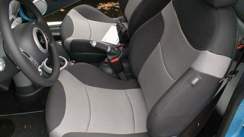 Leather or cloth, which one is more appropriate for car seats?