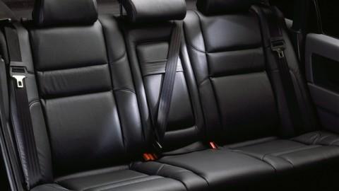 The improper use of car seatbelts