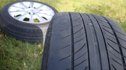 Useful tire wear analysis