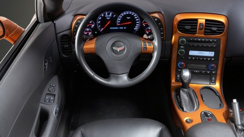 What does the dashboard display inform you?