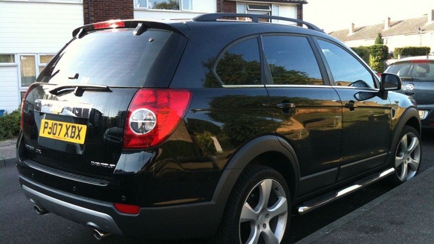 What is a good car tinting job?