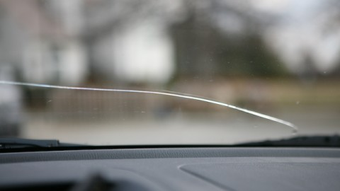 Windshield damage, repair or replace?