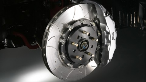 How can I cope with the brake locking emergency?