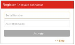 Create App account