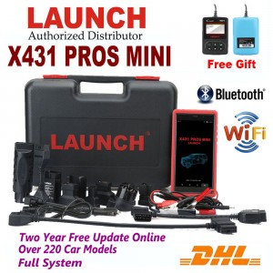 Launch X431 Pros Mini
