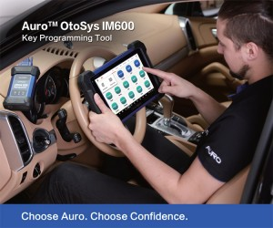 Auro OtoSys IM600 Diagnostic Key Programming1